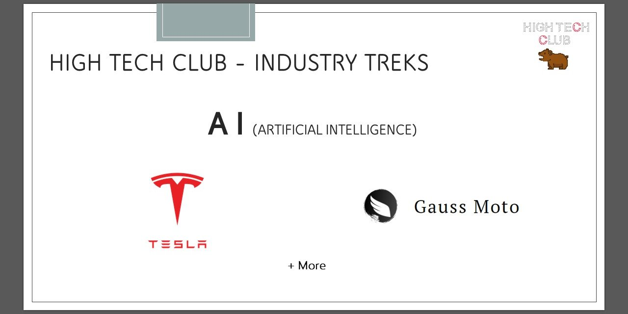 Virtual Tech Trek - AI Event Logo
