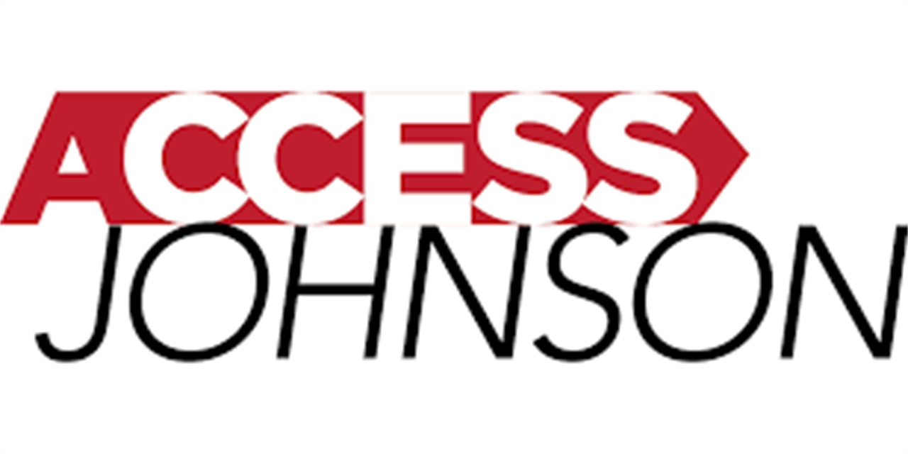 Access Johnson Meeting & Elections Event Logo