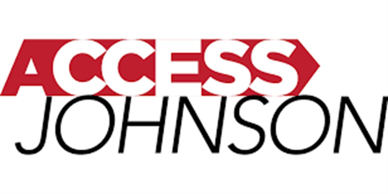 Access Johnson Meeting Event Logo