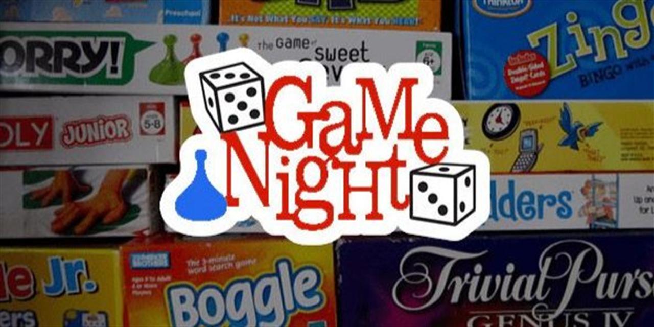 ABA Game Night Event Logo