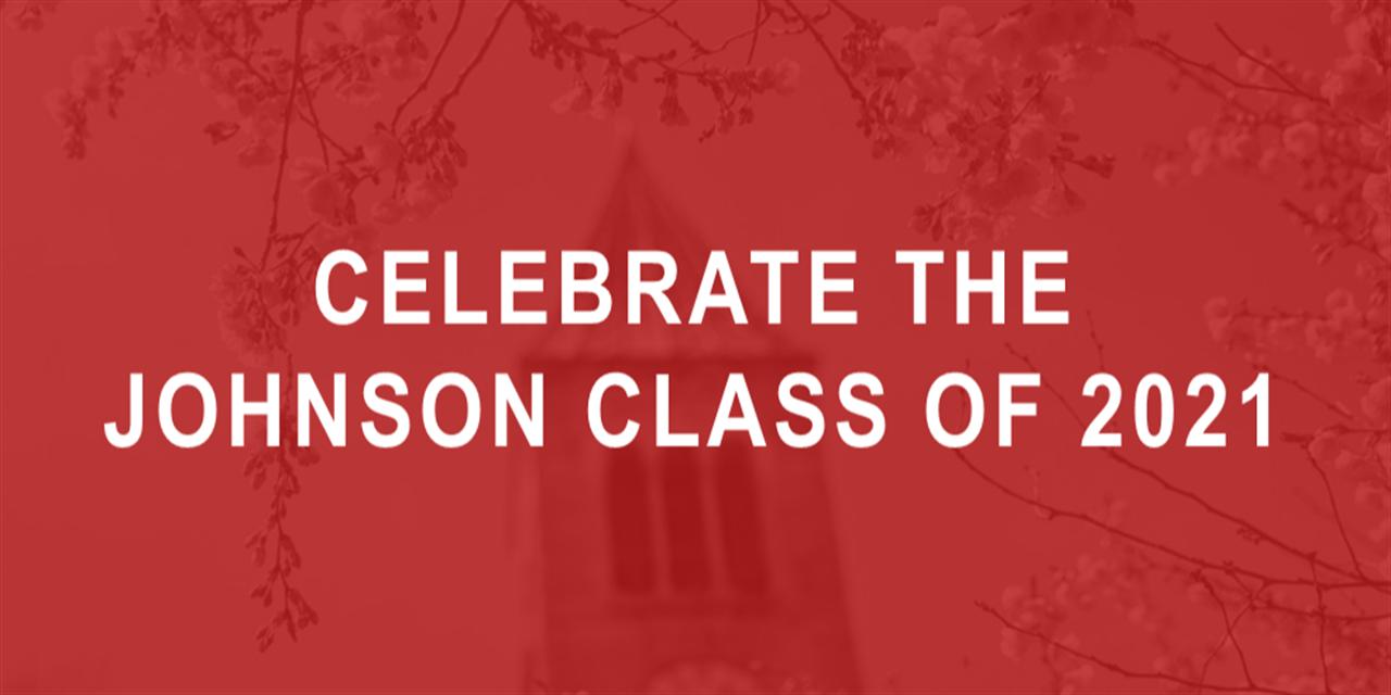 Class of 2021 Full-Time MBA Programs Celebration Event Logo