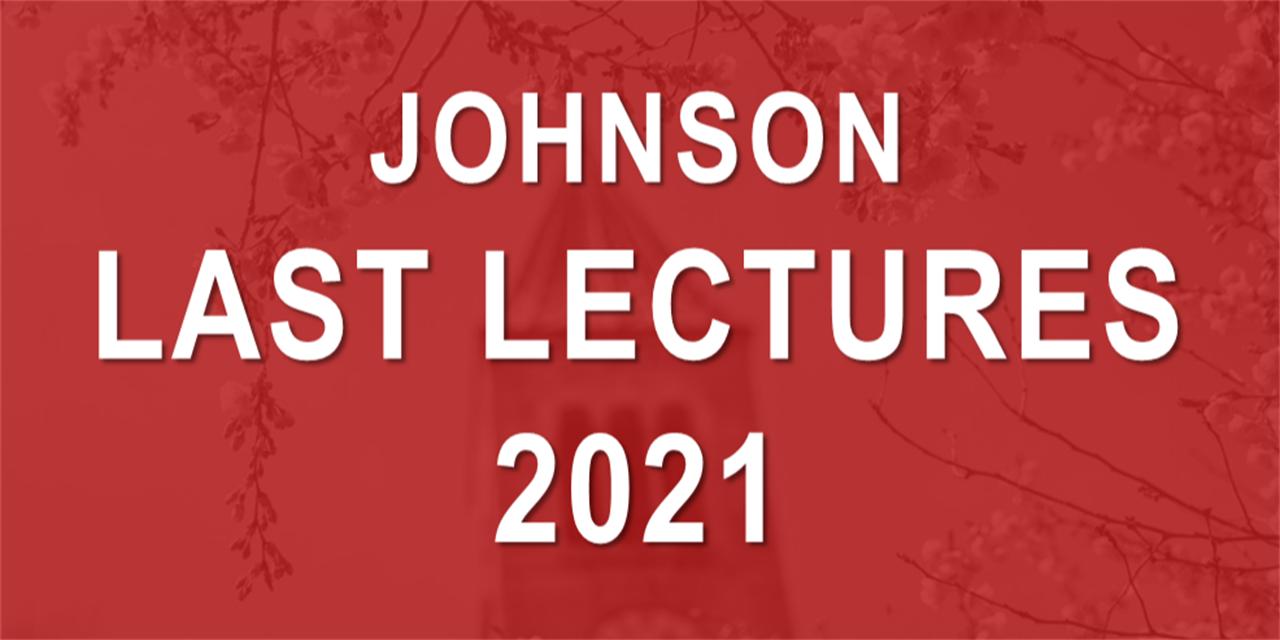 Johnson Last Lectures Event Logo