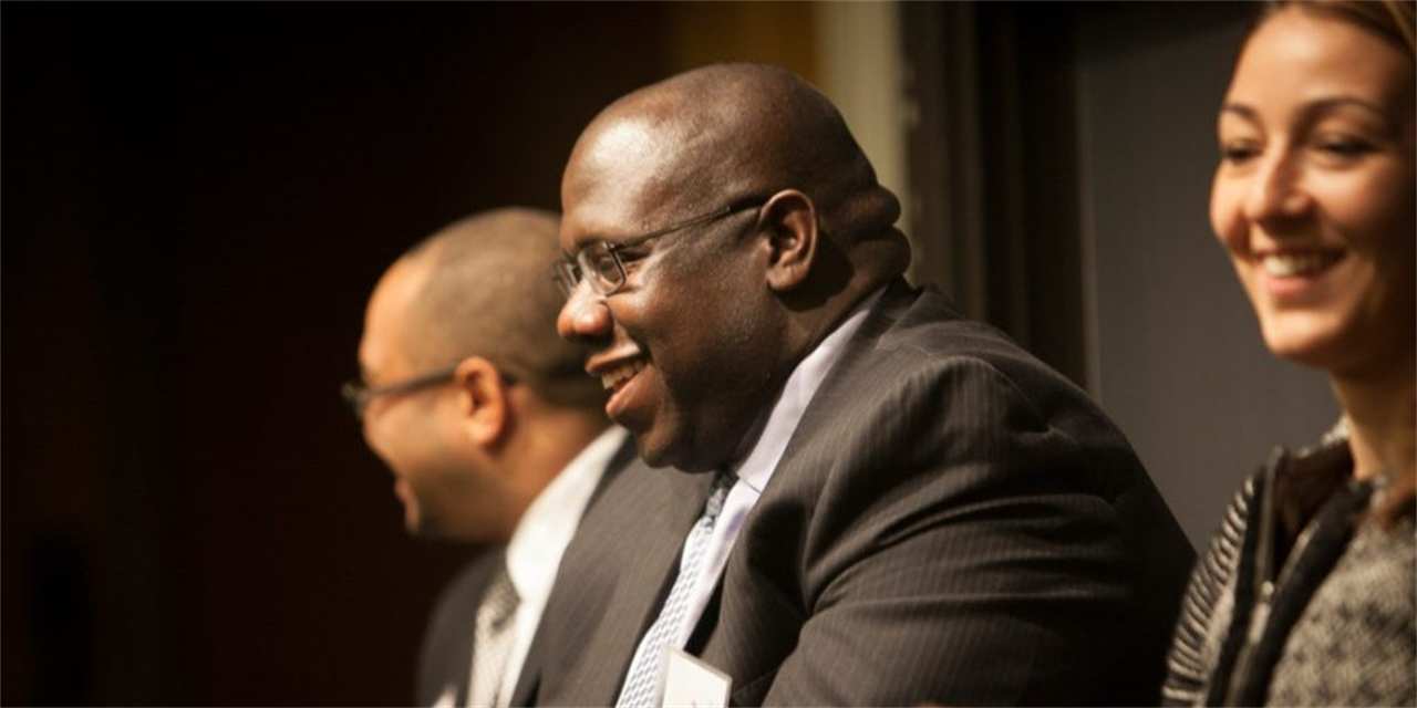 11th Annual Johnson Diversity Alumni Awards Ceremony Event Logo