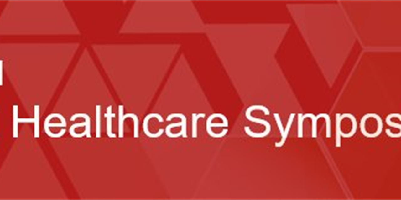 Watch Party for Day 1 of the Johnson Healthcare Club Symposium! Event Logo