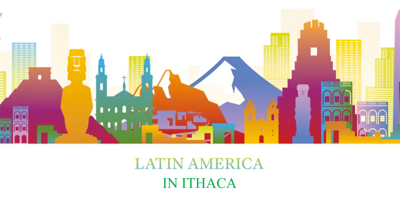 Welcome to Ithaca by LABA Event Logo
