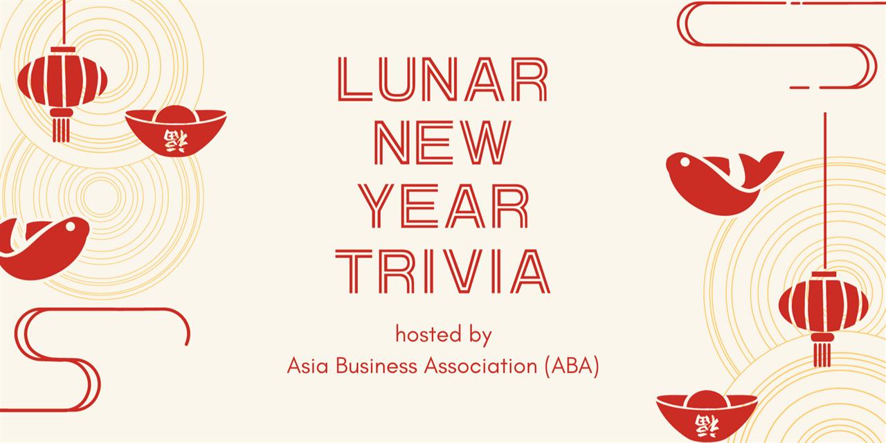 Lunar New Year Pre-show Trivia! Event Logo