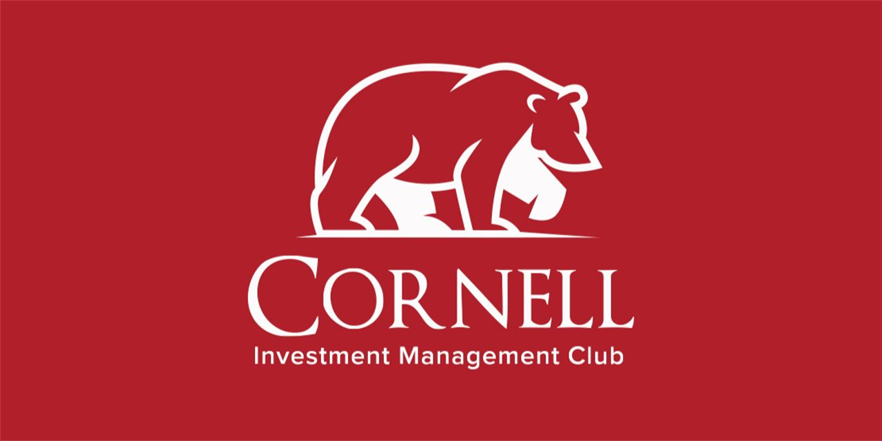 Investment Management Club Meeting #7 Event Logo
