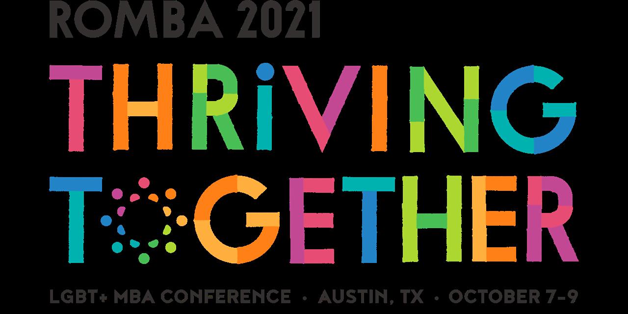 ROMBA Conference Orientation Event Logo