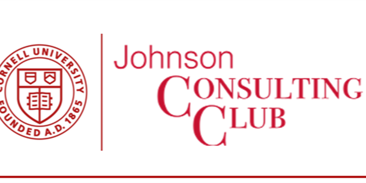 Consulting Club   Full Time Office Hours Event Logo