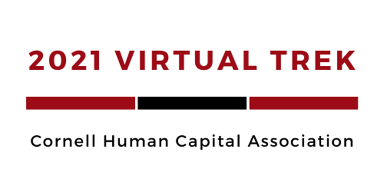 HCA's 2021 Virtual Trek: The Post-Pandemic Future of Work (Thursday Sessions) Event Logo