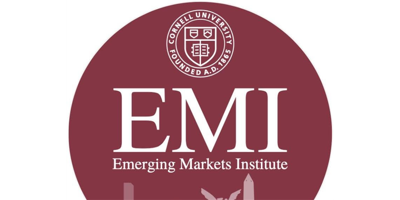 EMI Conference 2021   Emerging Market Multinationals: Building the future on ESG excellence Event Logo