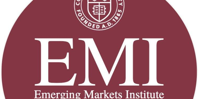 Fifth EMI Case Competition Event Logo