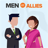 Men as Allies's logo