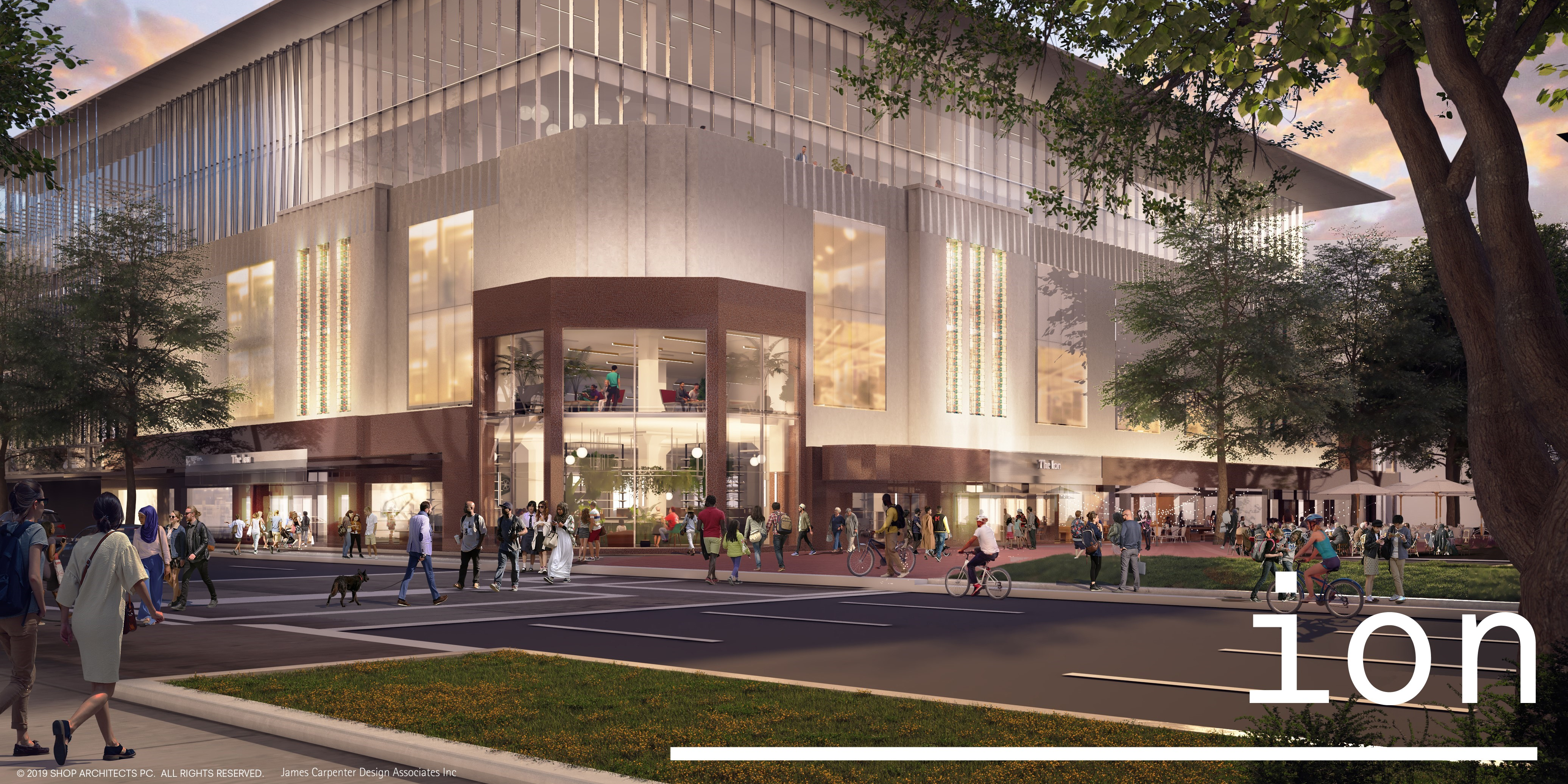 Behind The Ion & Houston's Emerging Innovation District