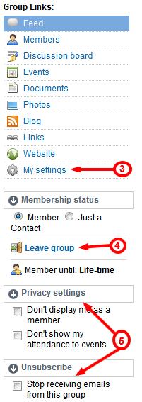 KelloggGroups Website Helper