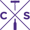 Cork & Screw's logo