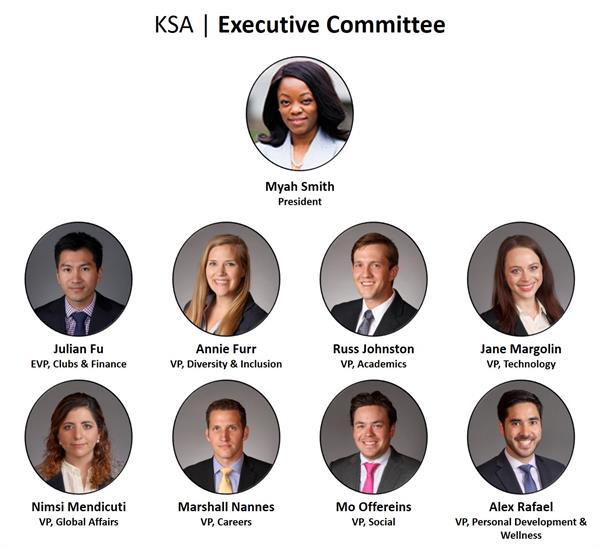 KSA Executive Team
