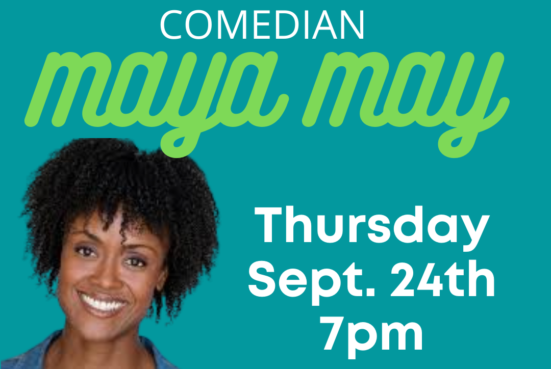 Comedian Maya May