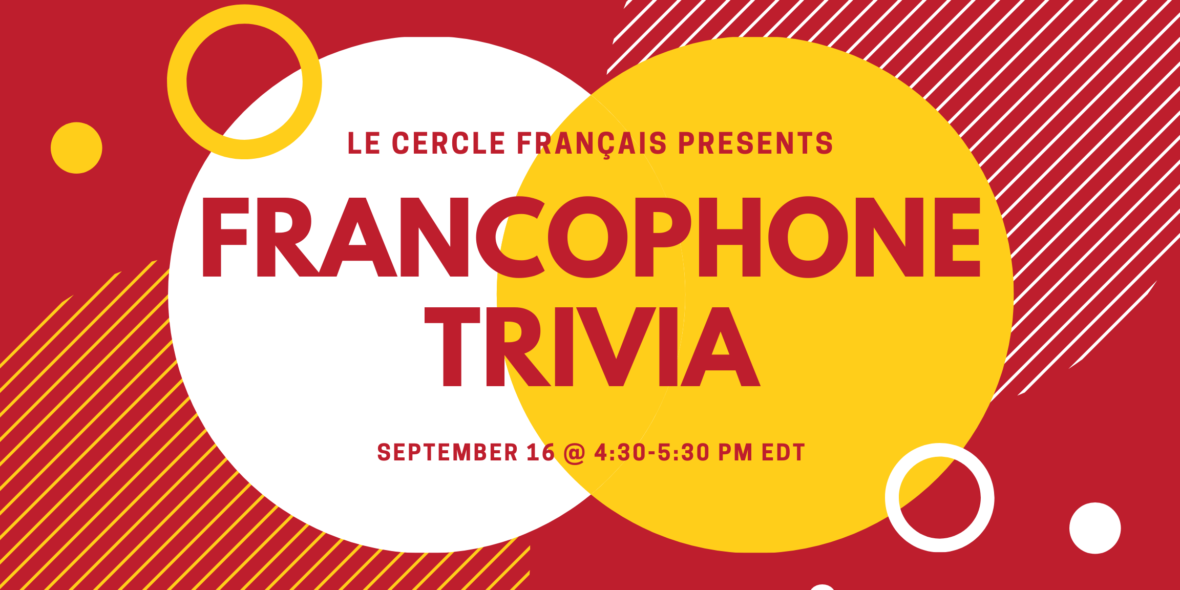 Francophone Trivia
