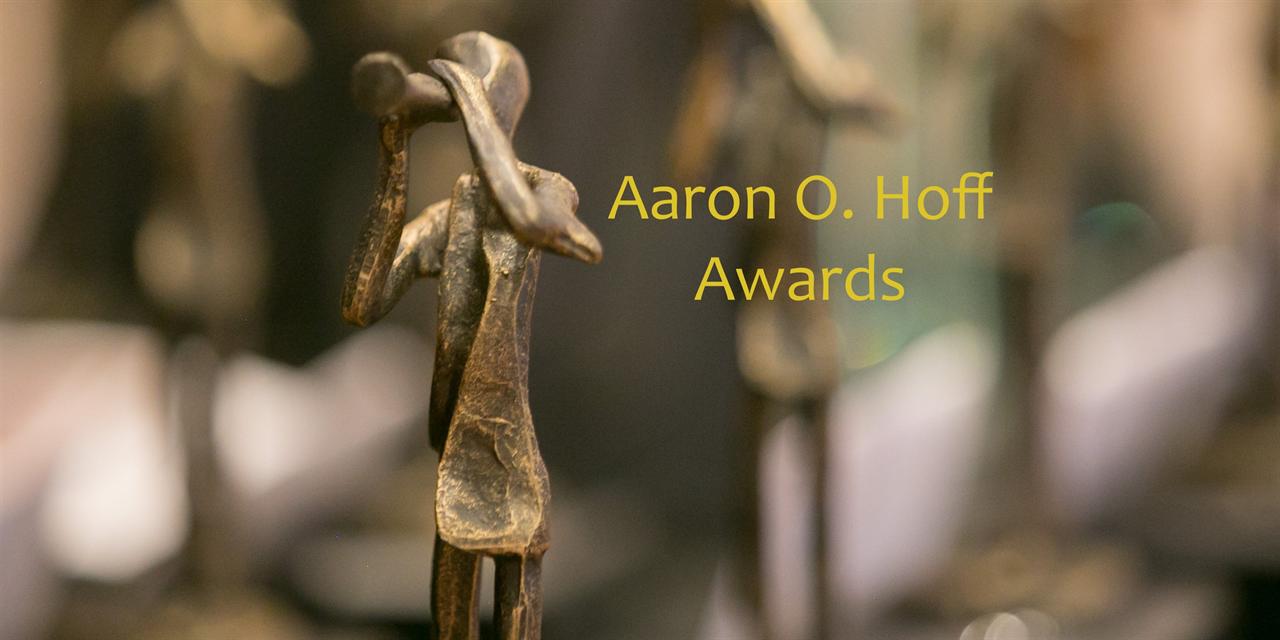 Aaron O. Hoff Awards Ceremony Event Logo