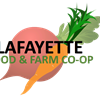 Lafayette Food and Farm Cooperative's logo