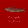Marquis Anglers Club's logo