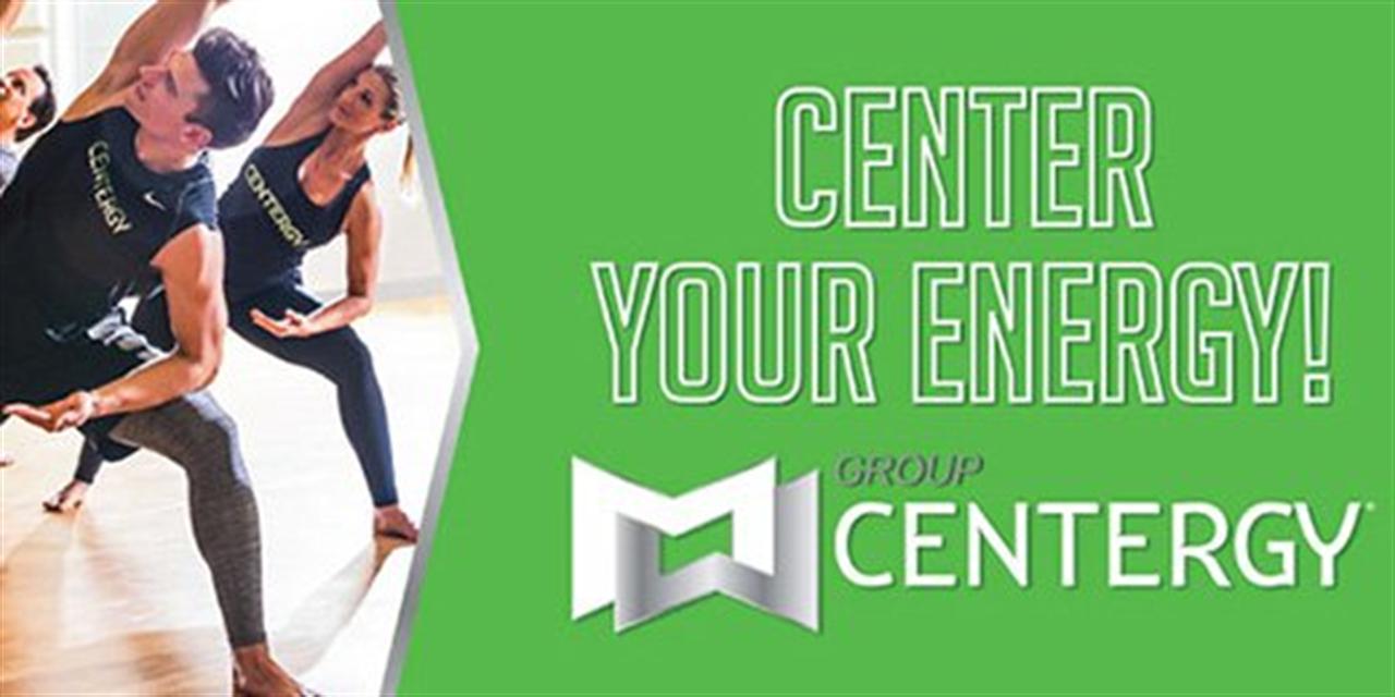 Group Centergy® Event Logo