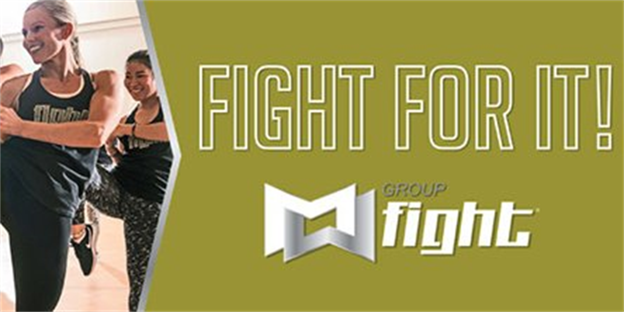 Group Fight® Event Logo