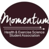 Momentum: Health & Exercise Science Student Association's logo