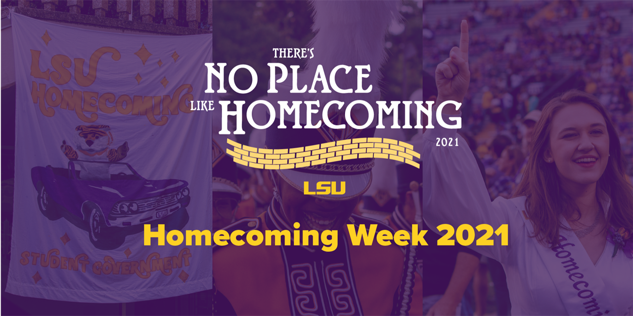 Homecoming Outdoor Movie Event Logo