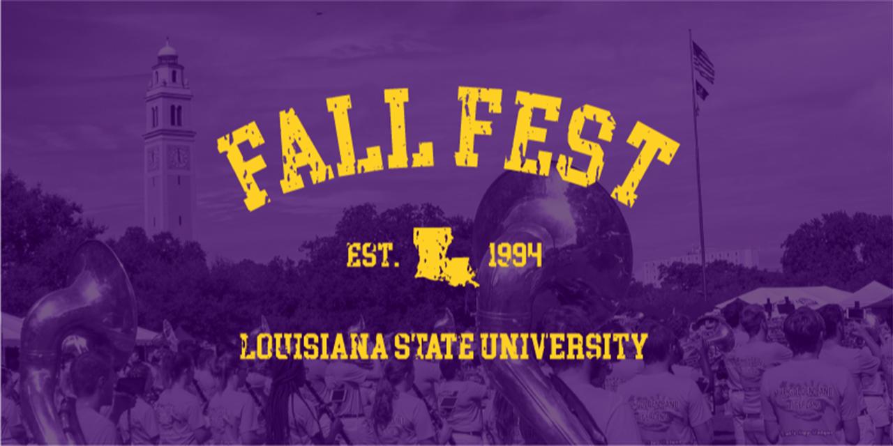 Fall Fest Event Logo