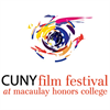 Film and Media Initiative CUNY Film Festival's logo