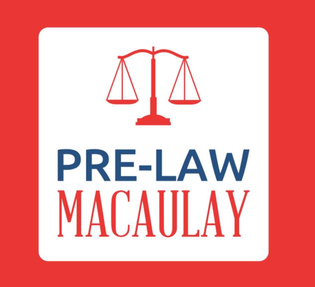 Macaulay Pre- Law Club Social