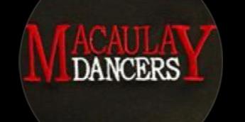 Macaulay Dancers Rehearsals