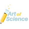 The Art of Science's logo
