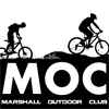 Marshall Outdoor Club's logo