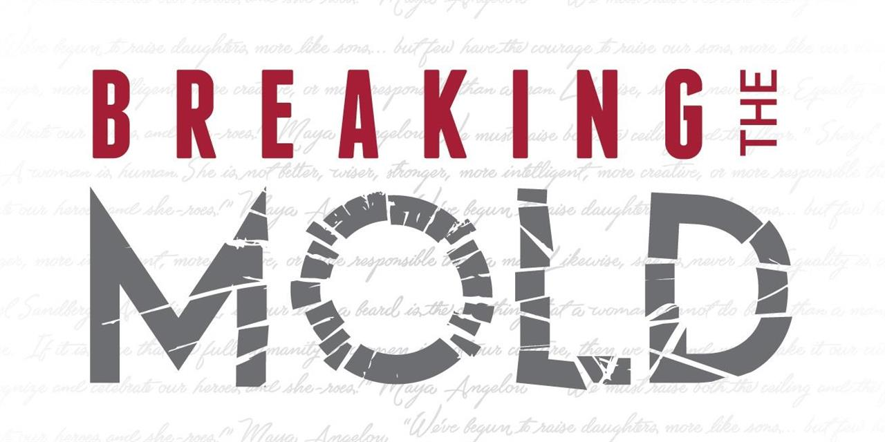 Workshop: Breaking the Mold Hackathon Challenges Event Logo