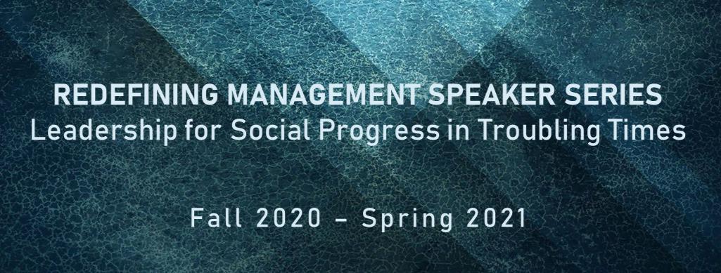 Managing for Economic & Social Justice