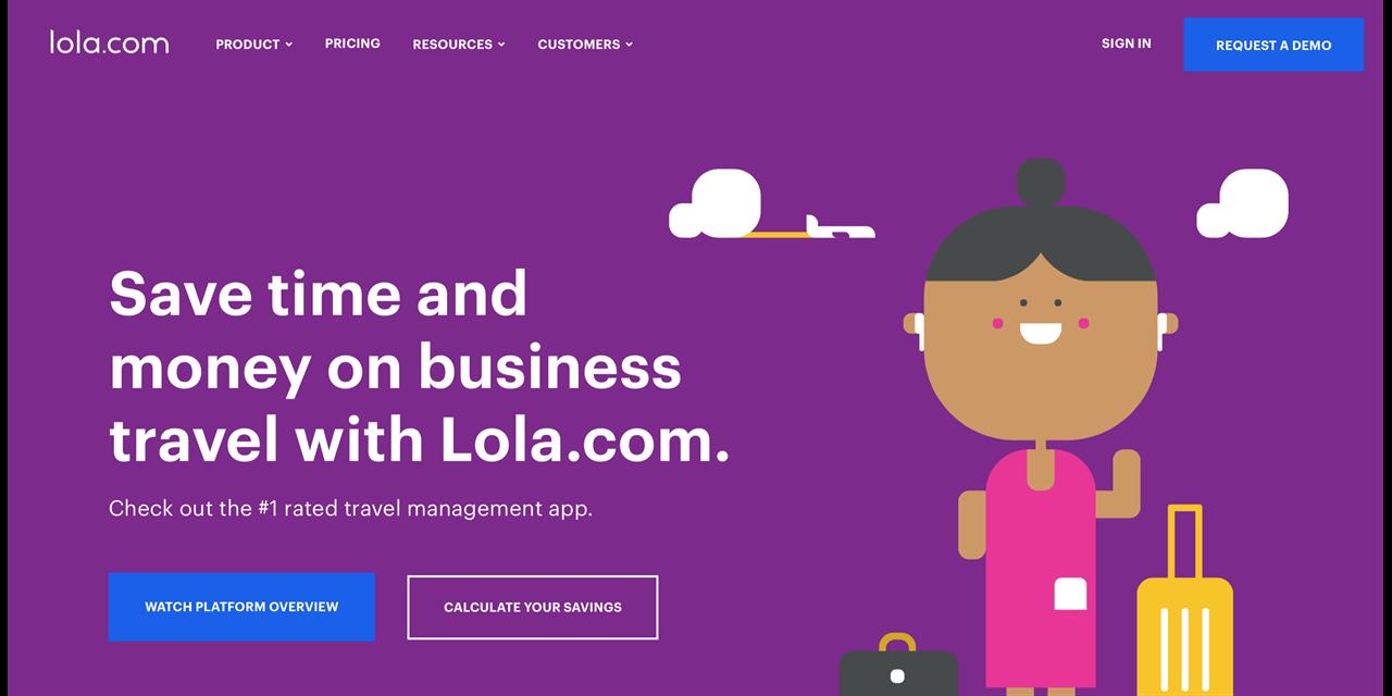 Tech/PM Club Visit to Lola.com Event Logo