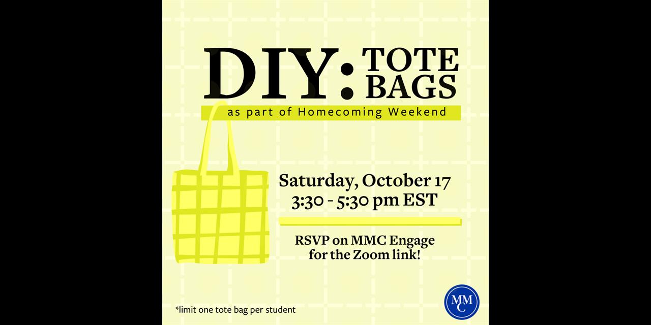 DIY: Tote Bags
