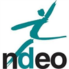 National Dance Education Organization (NDEO)'s logo