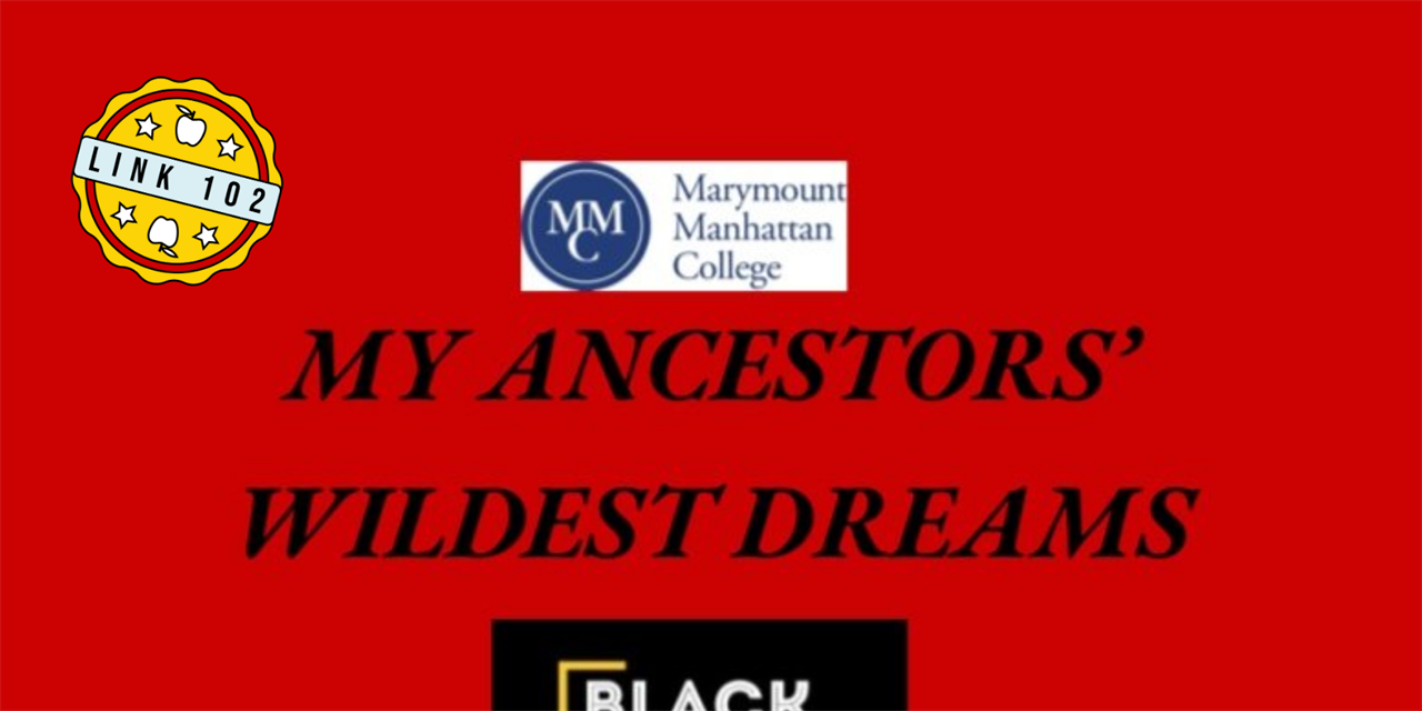 My Ancestors' Wildest Dreams - An All Black STEM Panel Event Logo