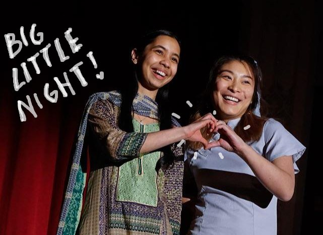 Asian Students Association's Big/Little Night