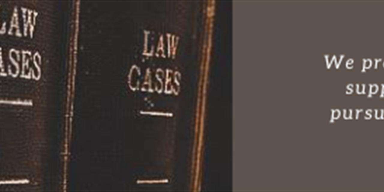 Mount Holyoke Pre-Law Association finals Study Session Event Logo