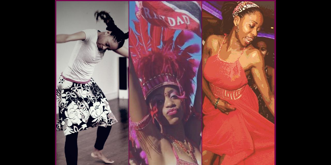 RACE AND….Dance: Caribbean Dance Featuring Adanna Jones Event Logo
