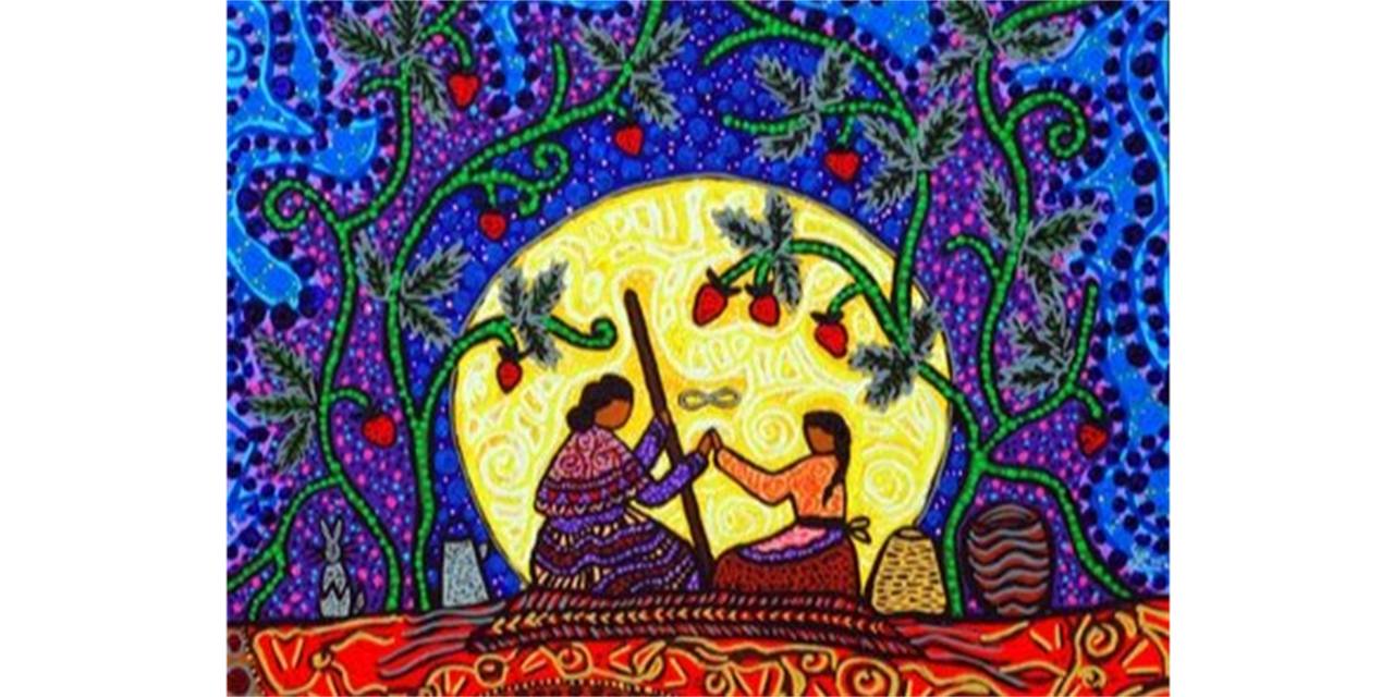 Repatriation, Reclaiming, and Indigenous Wellbeing: Braiding New Research Worlds Event Logo