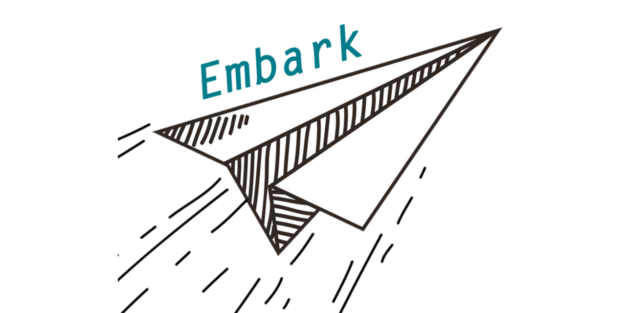 Embark Training: Drop-In Office Hours Event Logo