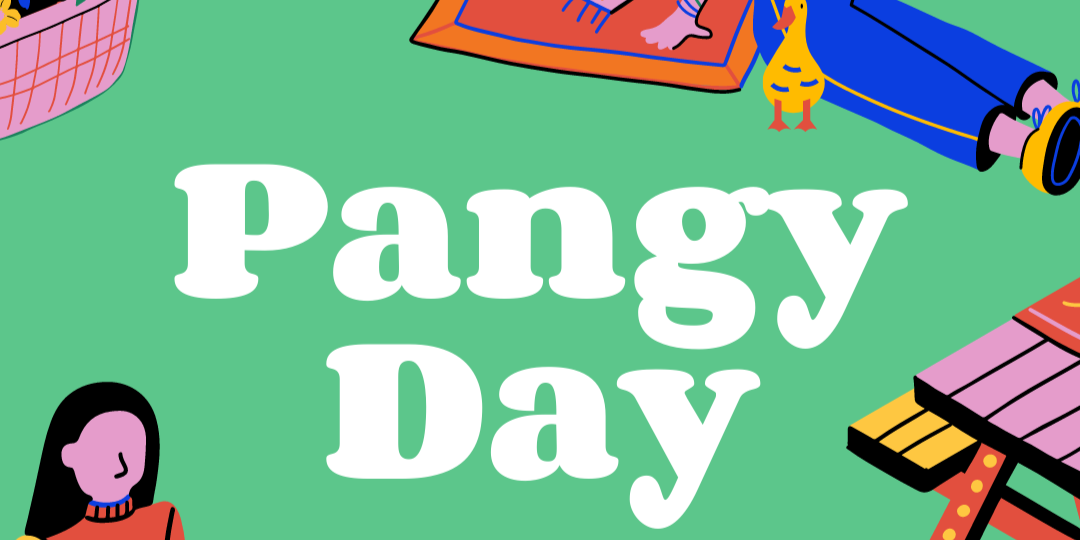 Pangy Day 2021 Event Logo