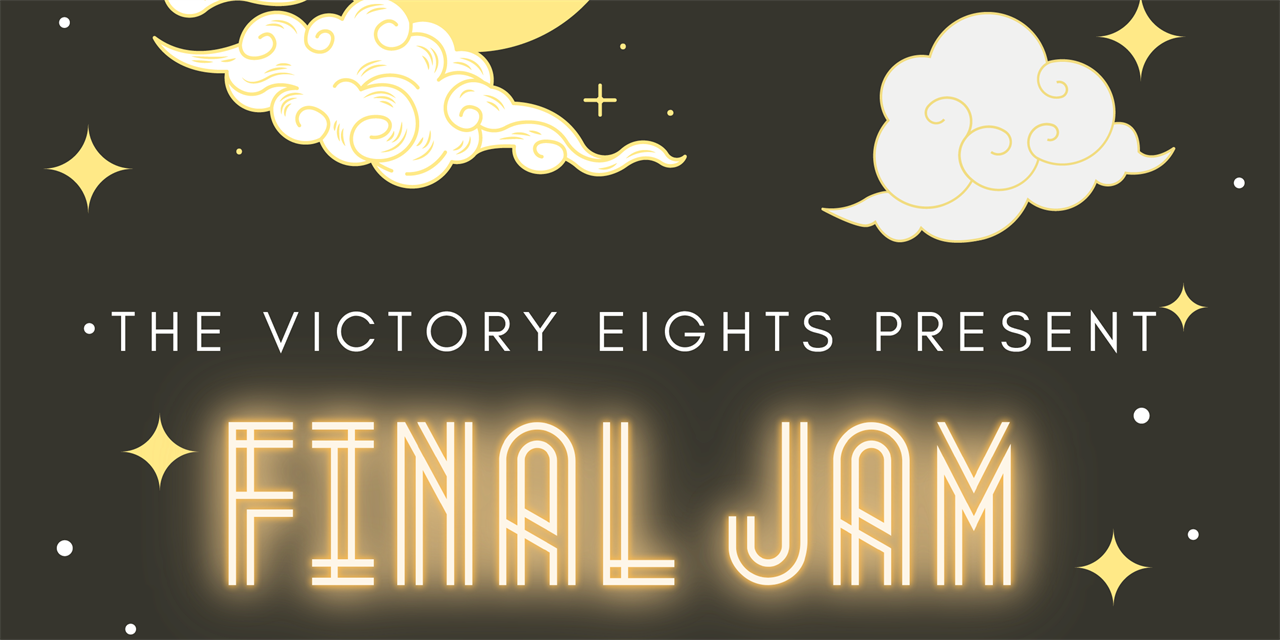 Victory Eights Final Jam Event Logo