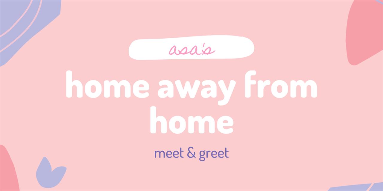 Home Away From Home Meet & Greet Event Logo